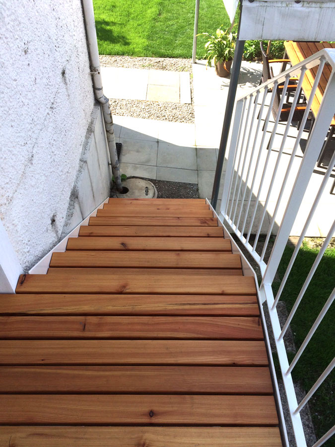 Treppe #15