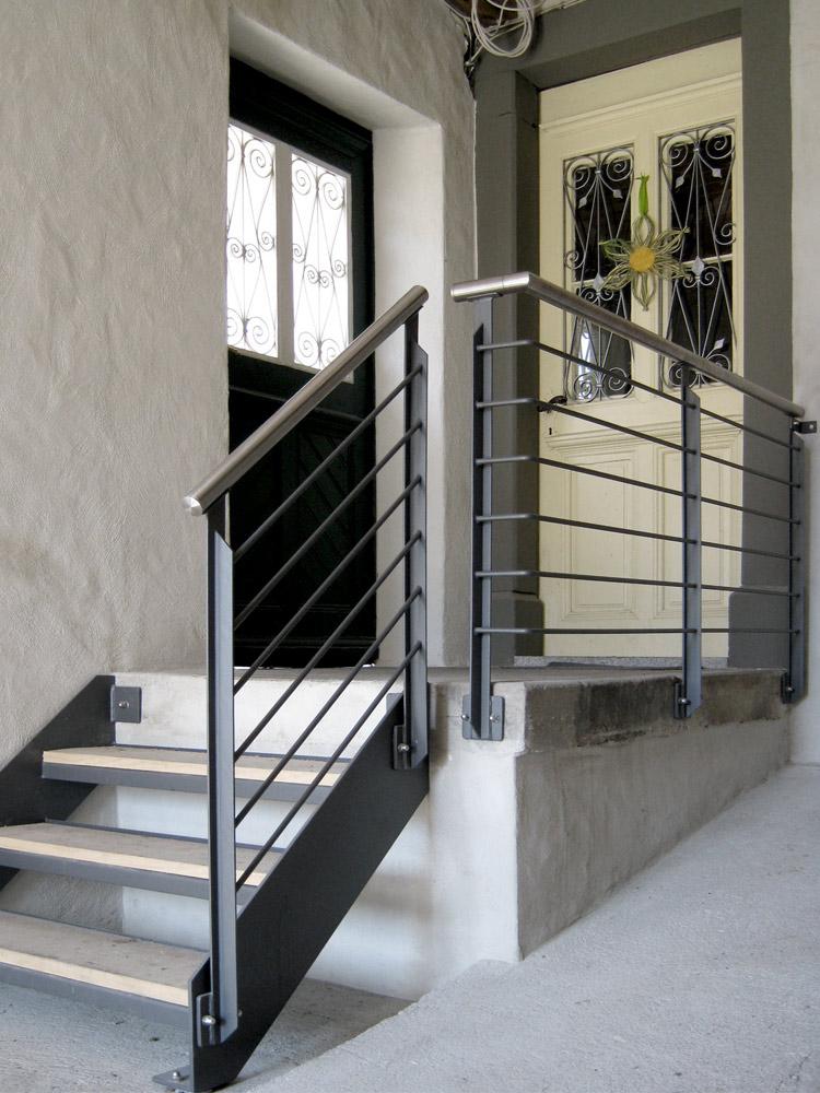 Treppe #4