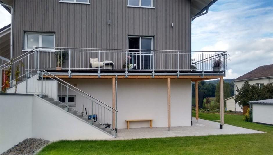 Balkone/Geländer #57