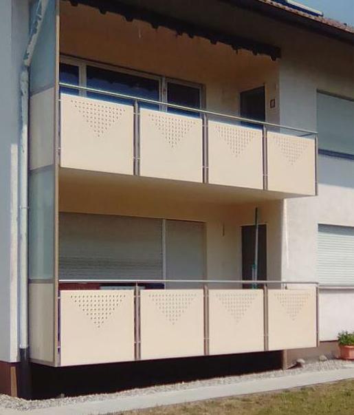 Balkone/Geländer #61